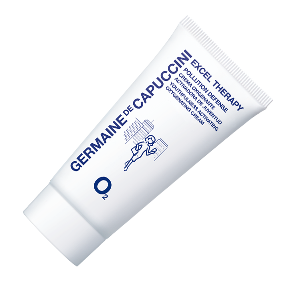 Excel Therapy O2 Pollution Defense Cream Travel Size