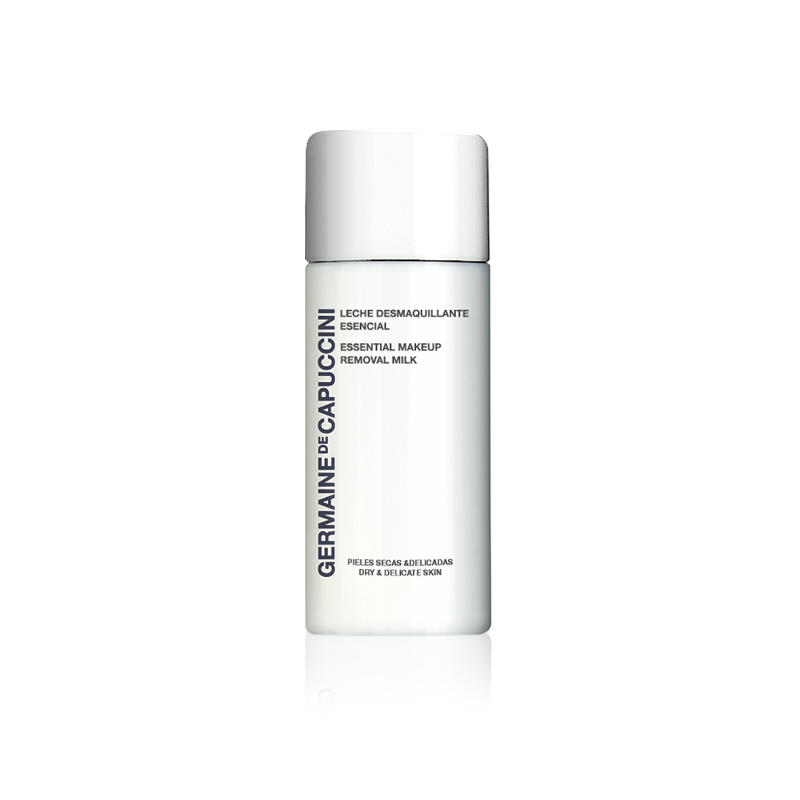 Essential Makeup Removal Milk Travel Size