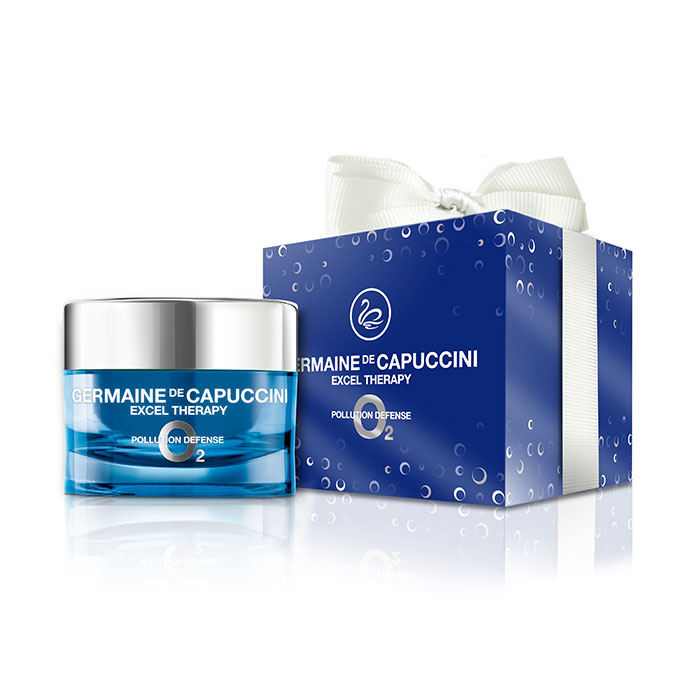 Excel Therapy O2 Pollution Defence Cream Mini Gift