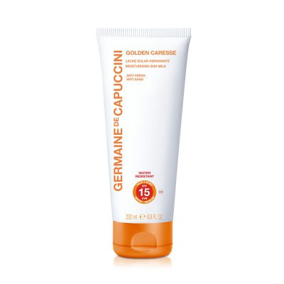 Golden-Caresse-Moisturising-Sun-Milk-SPF15
