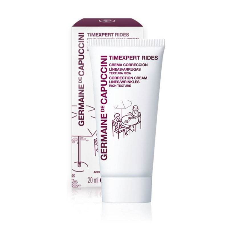 Timexpert Rides Correction Cream Rich Travel Size