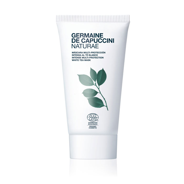 Naturae Organic Intense Multi-Protection White Tea Facial Mask