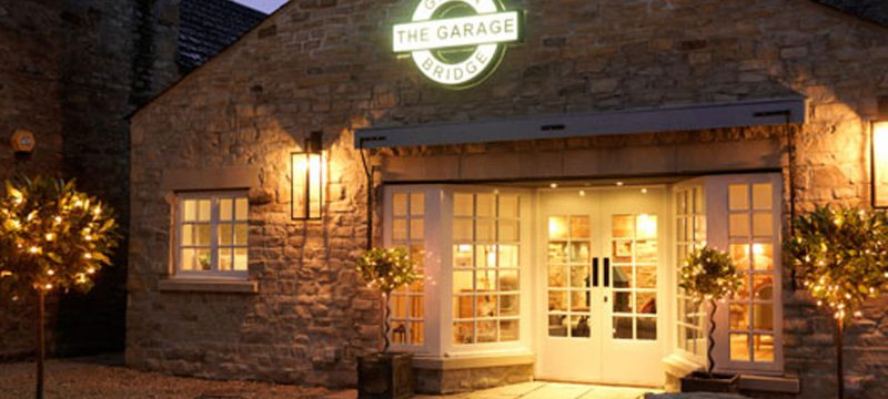 The Garage Spa (Co. Durham)