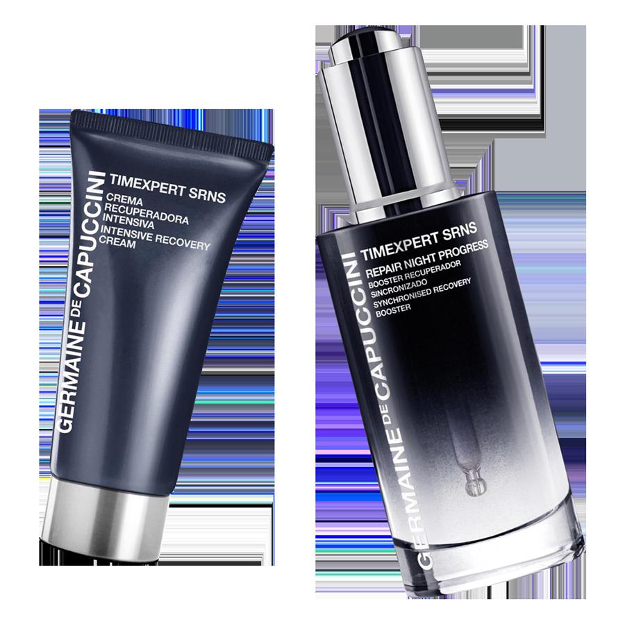Timexpert SRNS Serum & Cream Beauty Purse