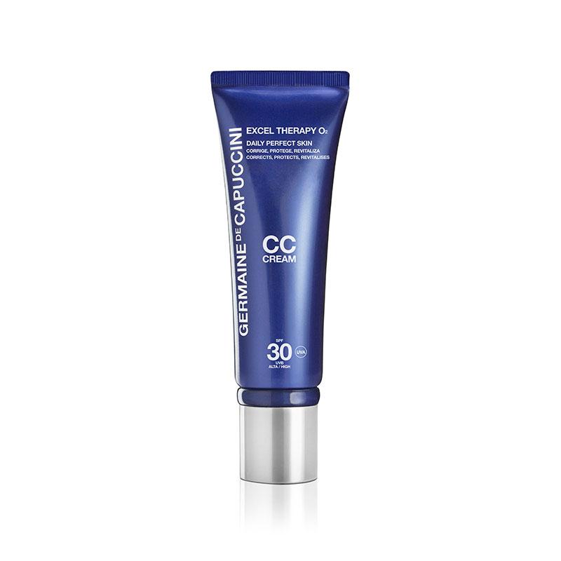 Excel Therapy O2 CC Cream SPF30 BEIGE