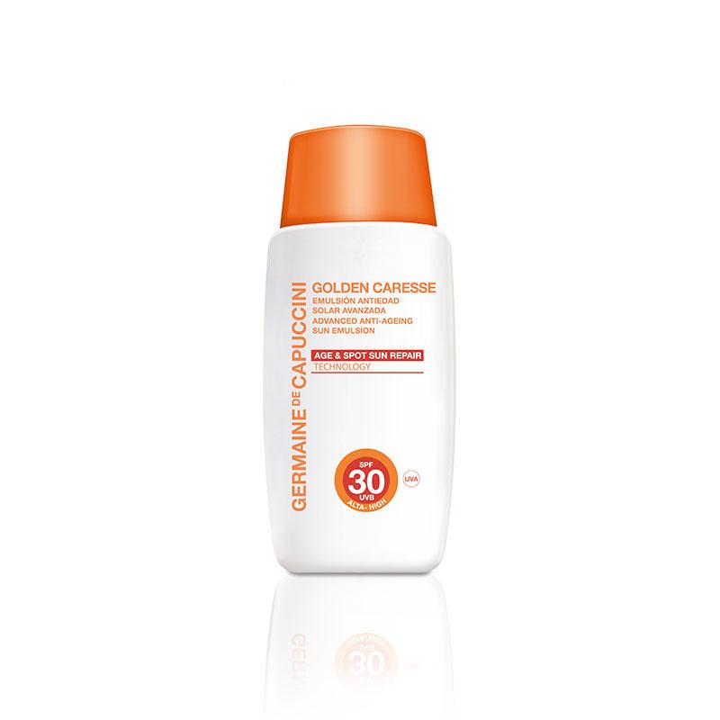 Golden Caresse Advanced Anti-Ageing Emulsion SPF30