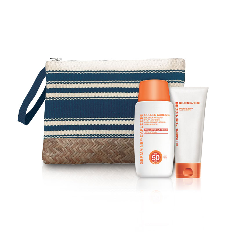 All Stripes Suncare Bag SPF50