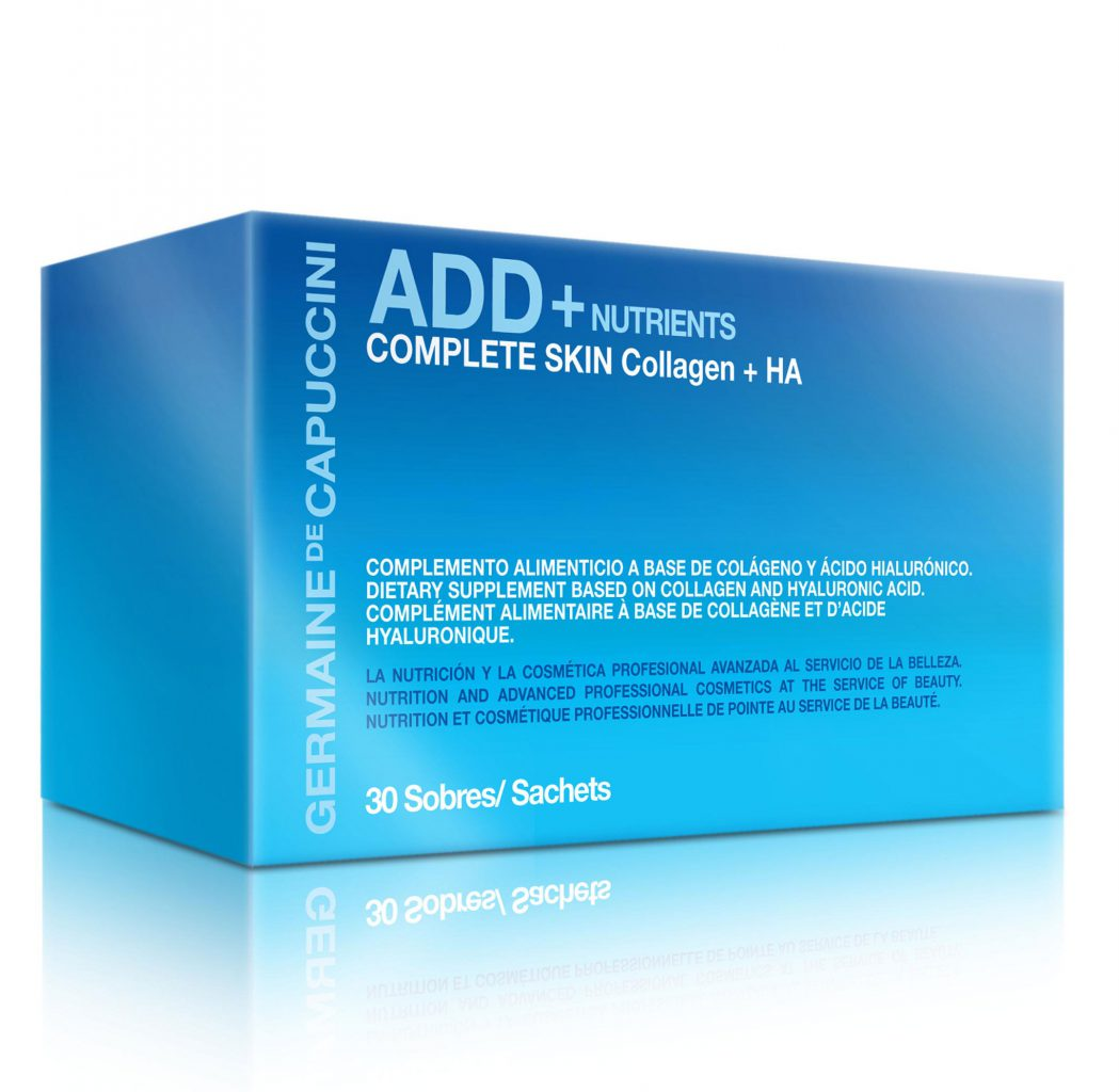 Complete Skin Collagen + HA Drink