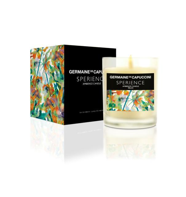 Aromatherapy Candle VITALITY