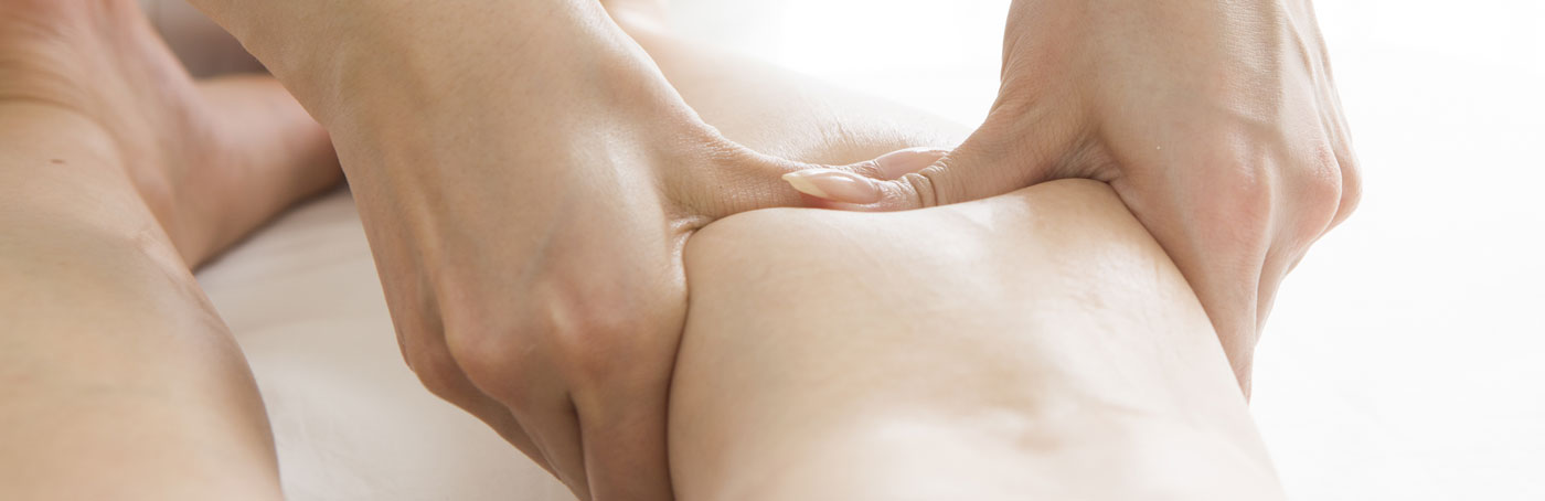 Anti-cellulite-massage