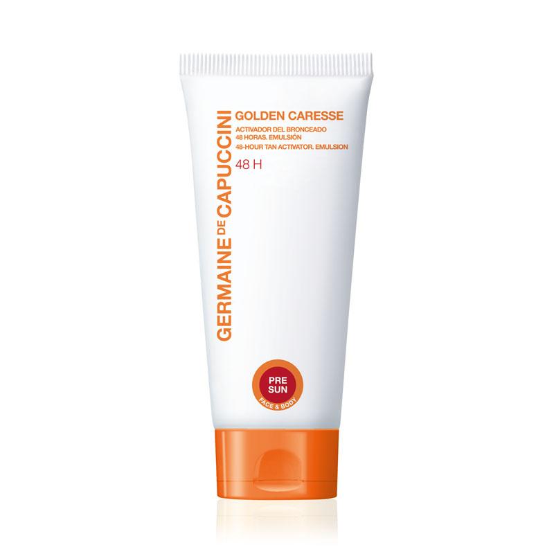 Golden Caresse 48 Hour Tan Activator Emulsion