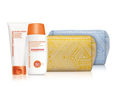 Golden Caresse Summer Bag SPF30