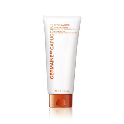 Icy Pleasure Body After-Sun with Dynamic Hydro-Protection