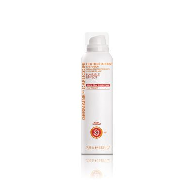 Golden Caresse Ice Fusion, Cooling Mist SPF50
