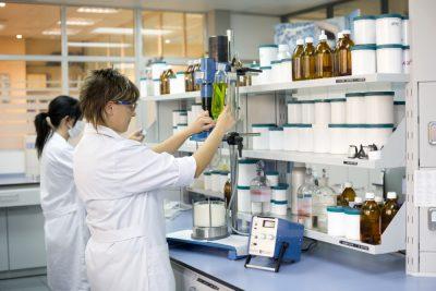 Germaine de Capuccini Laboratories