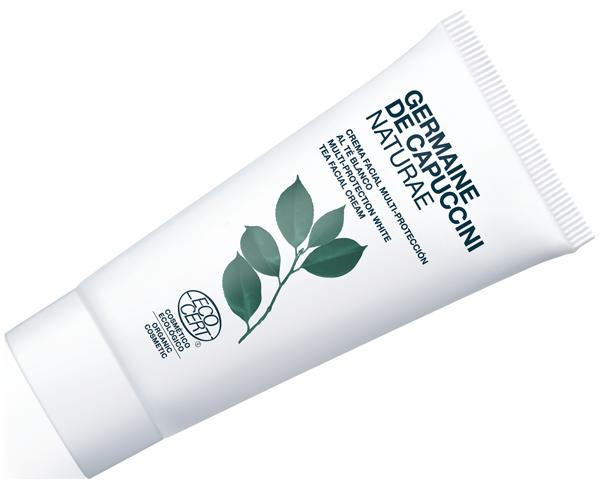 Naturae Organic White Tea Facial Cream