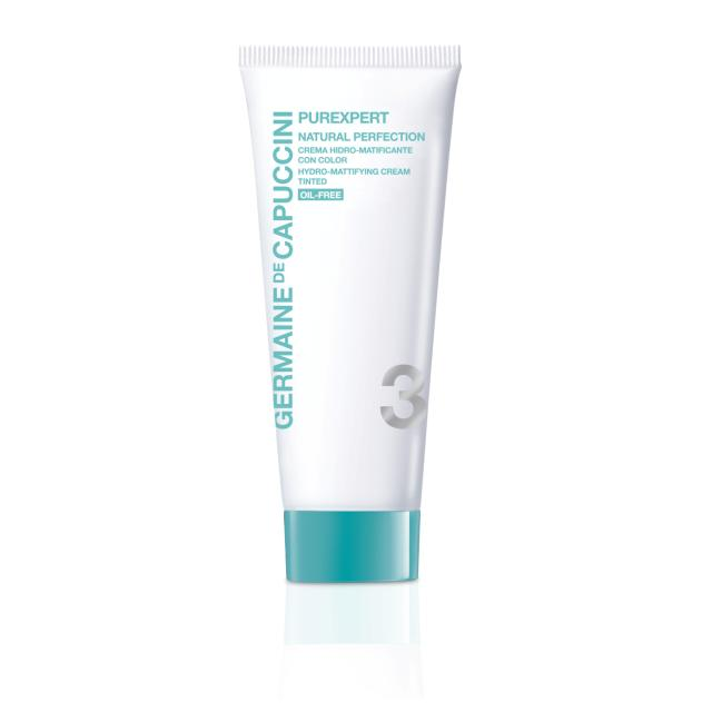 Purexpert Natural Perfection Hydro-Mattifying Tinted Cream