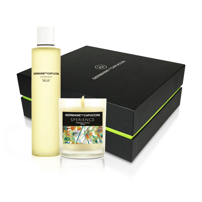 Sperience Relax Luxury Gift Box
