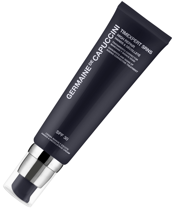 High Repair Hands & Decolletage Cream