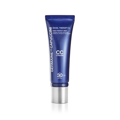 Excel Therapy O2 CC Cream SPF30 (BEIGE)