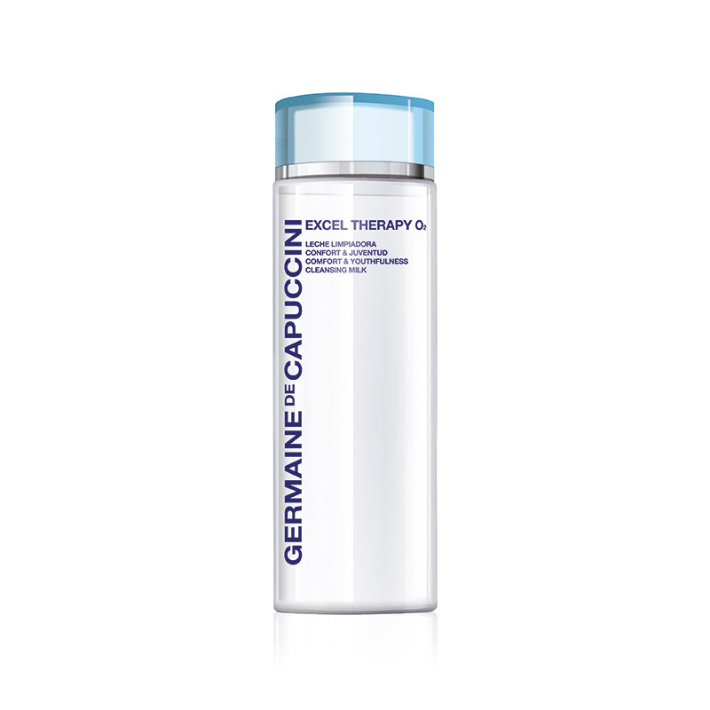 Excel Therapy O2 Comfort & Youthfulness Cleansing Milk