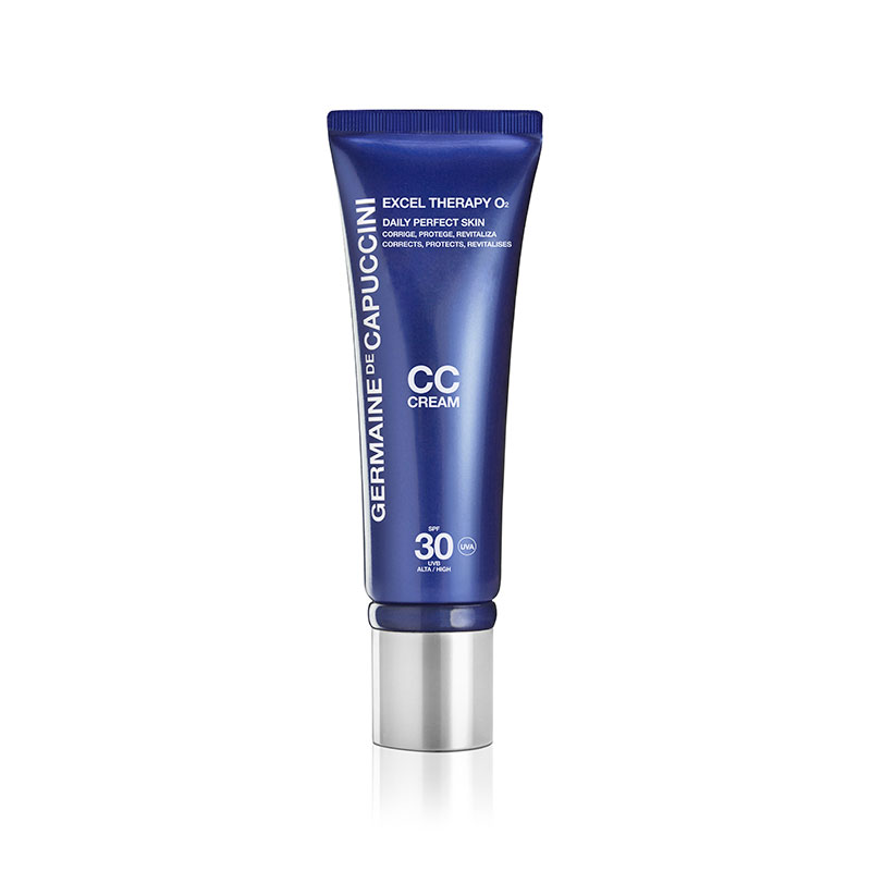 Excel Therapy O2 CC Cream SPF30 (BRONZE)