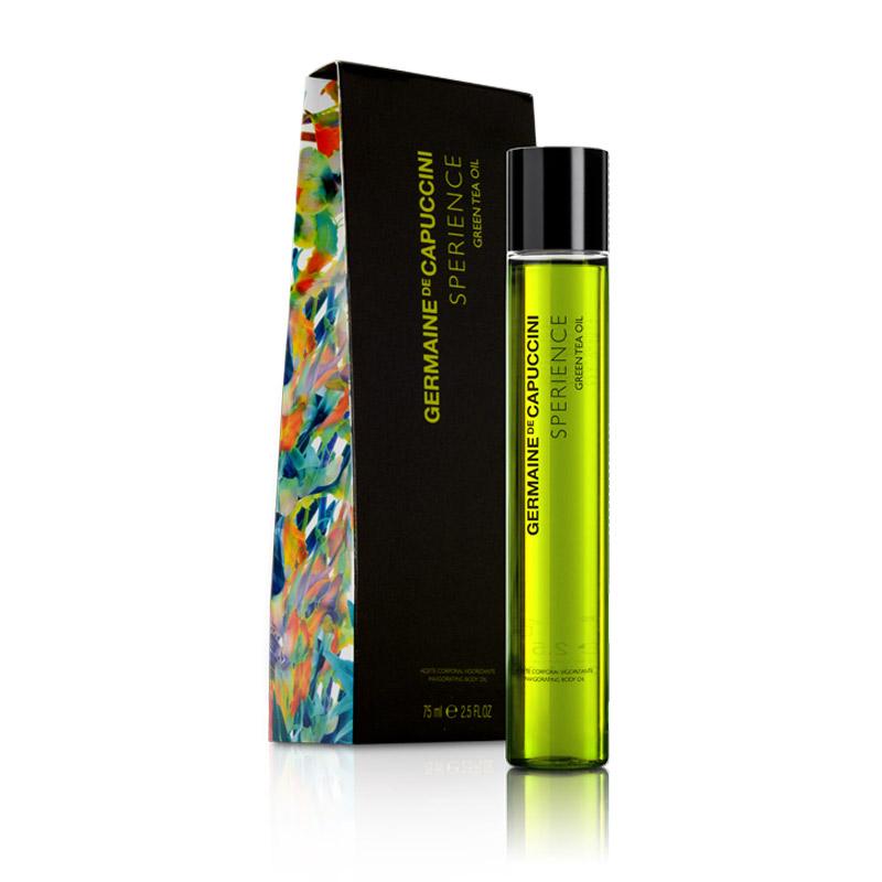 Sperience Green Tea Body Oil